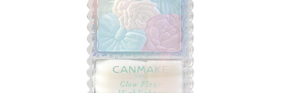 CANMAKE Glow Fleur Highlighter 01 Planet Light 1pc