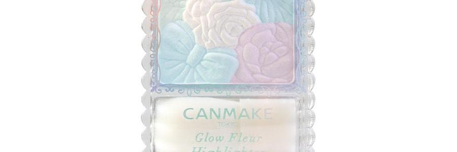 CANMAKE Glow Fleur Highlighter 01 Planet Light 1pc