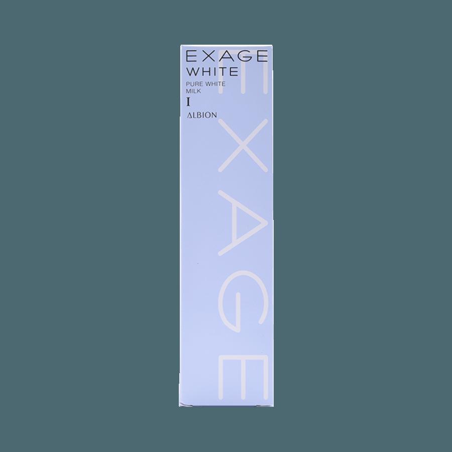 ALBION EXAGE WHITE PURE WHITE MILK i 200g