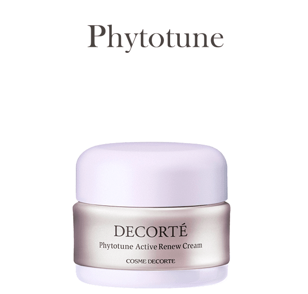 COSME DECORTE Phytotune Active Renew Cream 30g