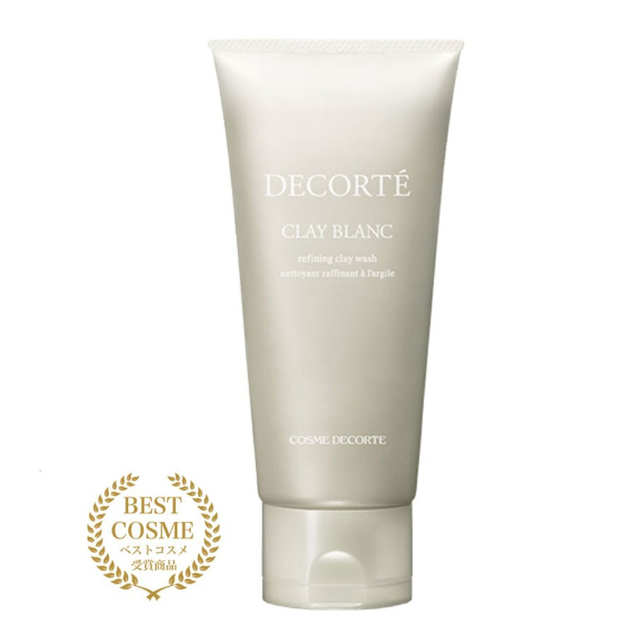 DECORTE clay blanc deep cleansing 171g