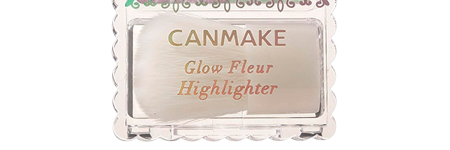 CANMAKE Glow Fleur Highlighter 03 Crystal Light