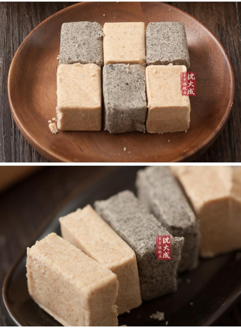 【中国直邮】沈大成麻酥糖礼盒传统糕点零食芝麻酥糖花生酥食品芝麻块芝麻糖