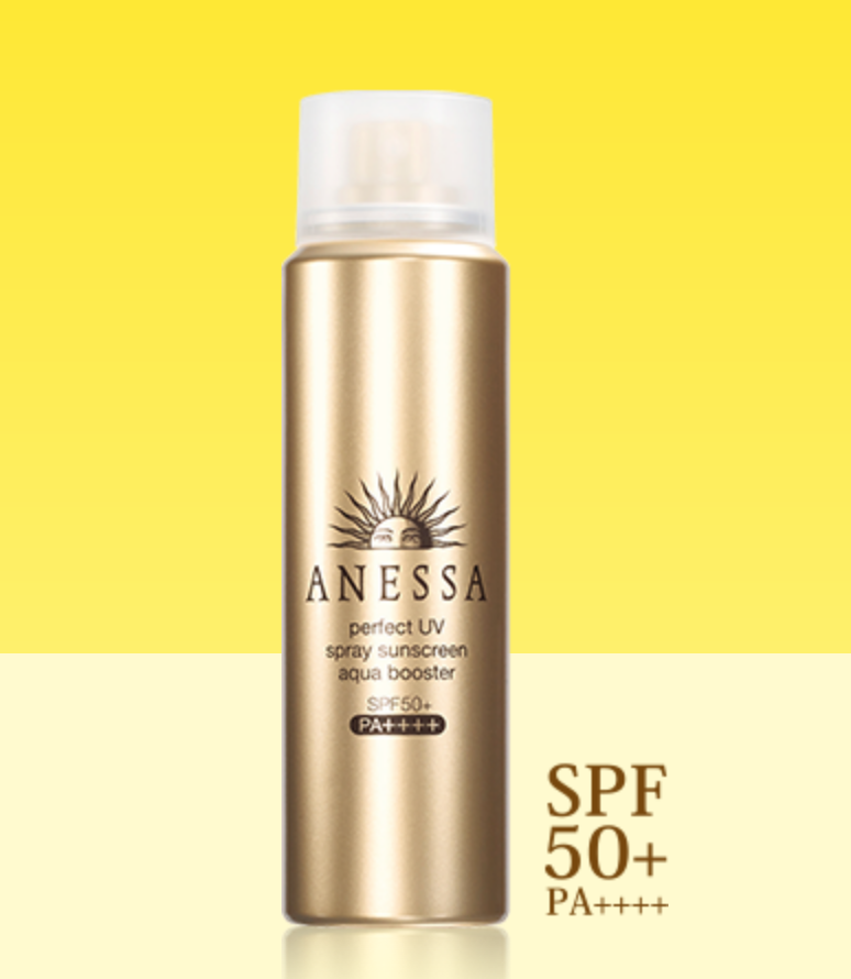 SHISEIDO ANESSA Perfect UV Spray Sunscreen Aqua Booster SPF50+PA+++