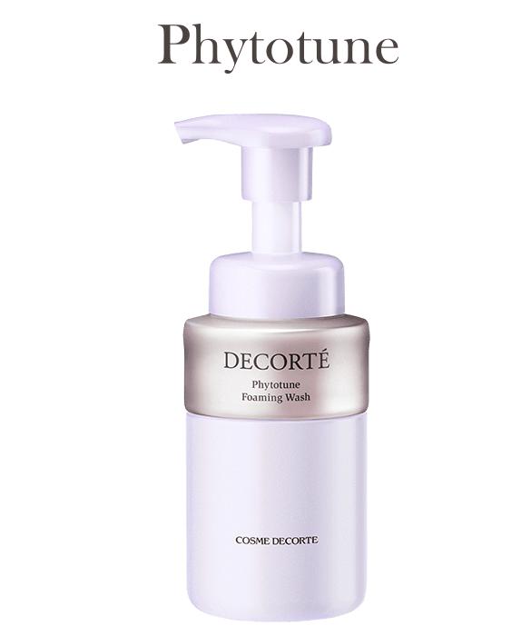 COSME DECORTE Phytotune Foaming Wash 200ml