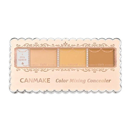 CANMAKE Color Mixing Concealer 01 Light Beige
