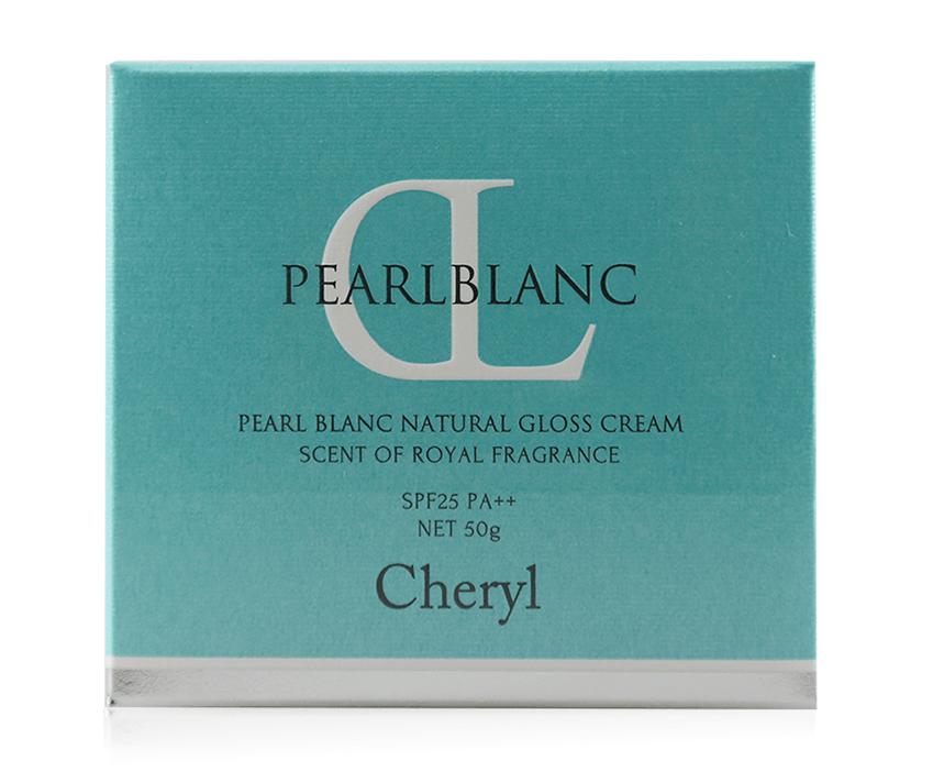 CHERYL Pearl Blanc Cream SPF25 PA++ 50g