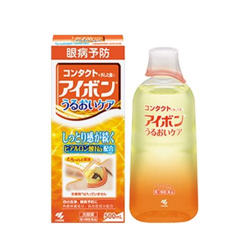 KOBAYASHI Eyebon Moisture Care Eye Wash Liquid 500ml