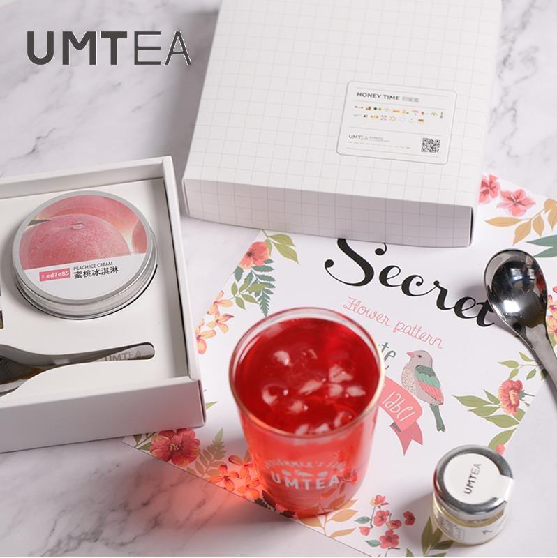【中国直邮】UMTEA 蜜桃花果茶 70G