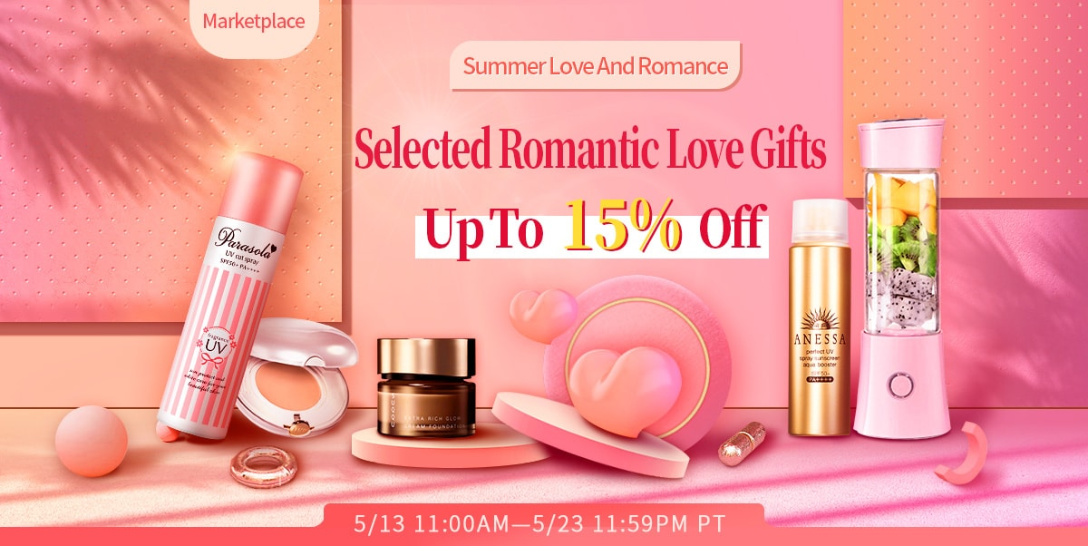 Marketplace Summer Love and Romance