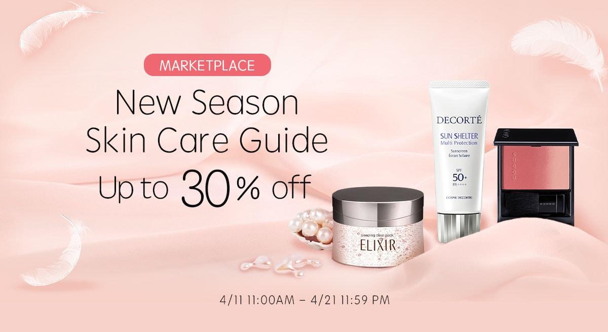 MKPL New Season Skin Care