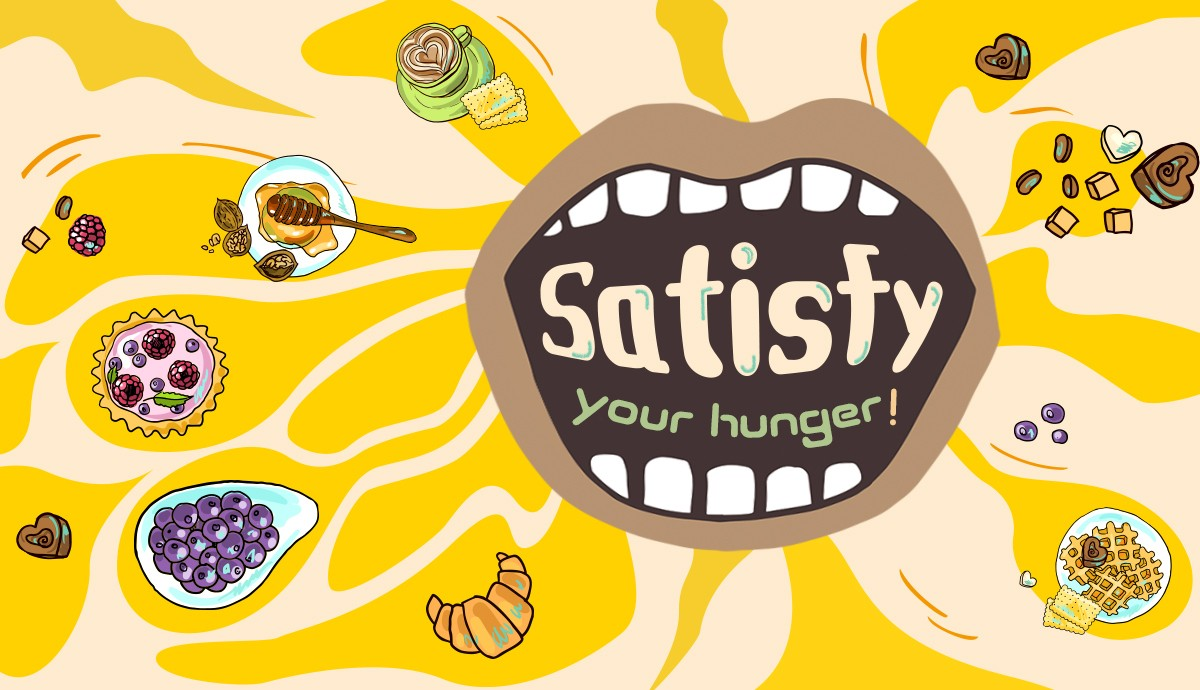 satisfy your hunger