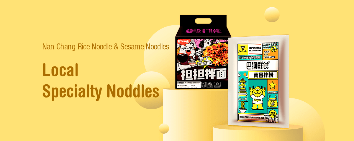 Local Specialty Noddles