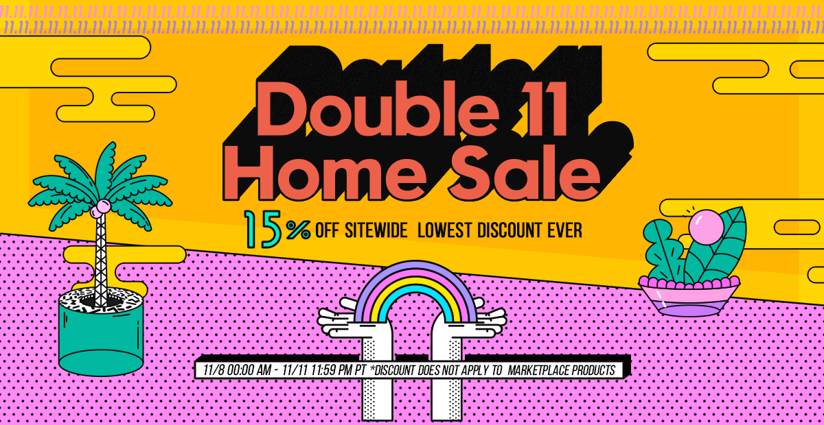 double 11 home products