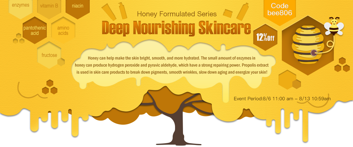 Deep Nourishing Skincare