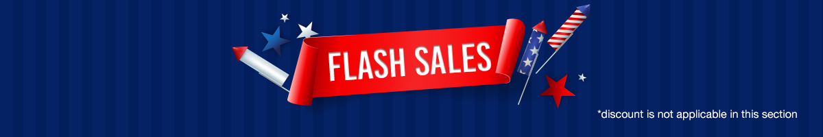Independence Day Flash Sales