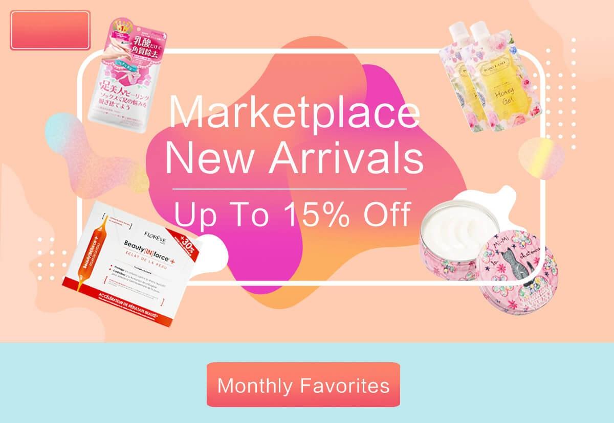 MKPL new arrivals