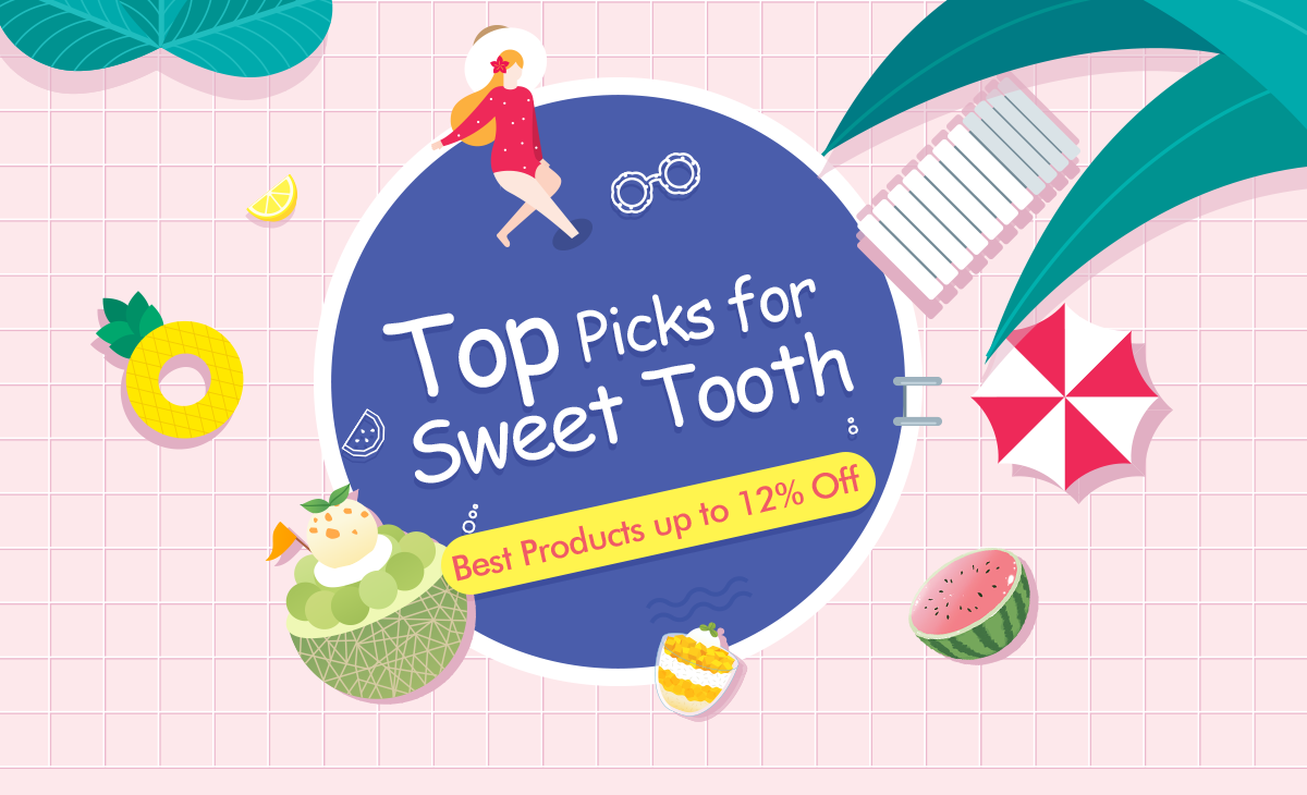 Top Picks for Sweet Tooth