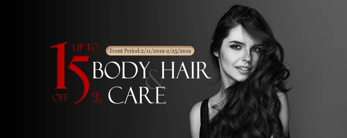 Body & Hair Care
