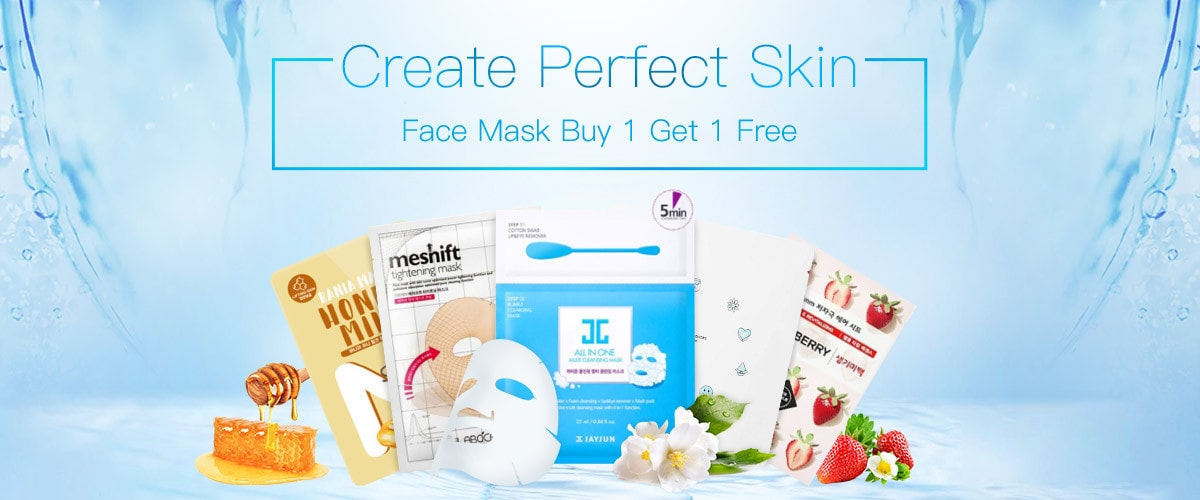 Face Mask Buy 1 Get 1 Free