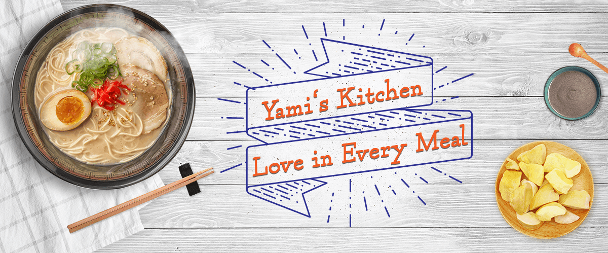 Yami's Kitchen Love in Every Meal