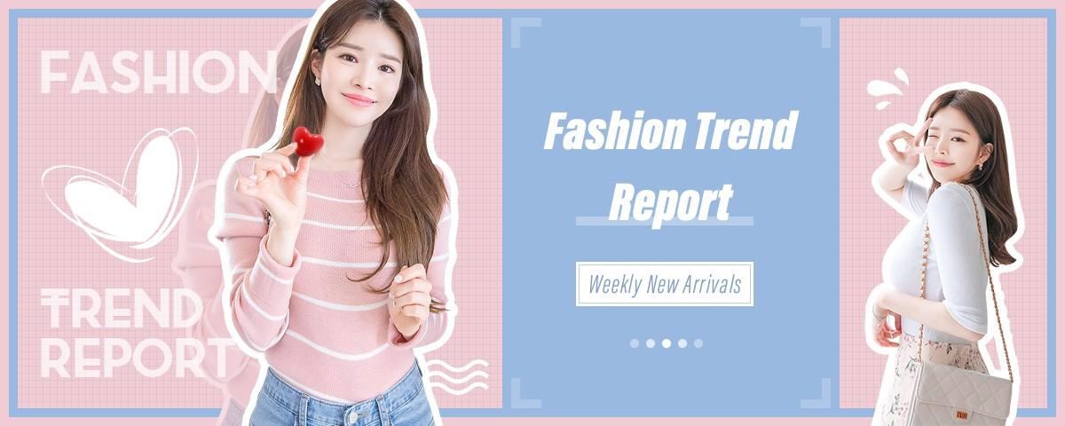 Summer Fashion Trend Report