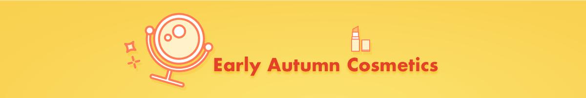 Early Autumn Skincare