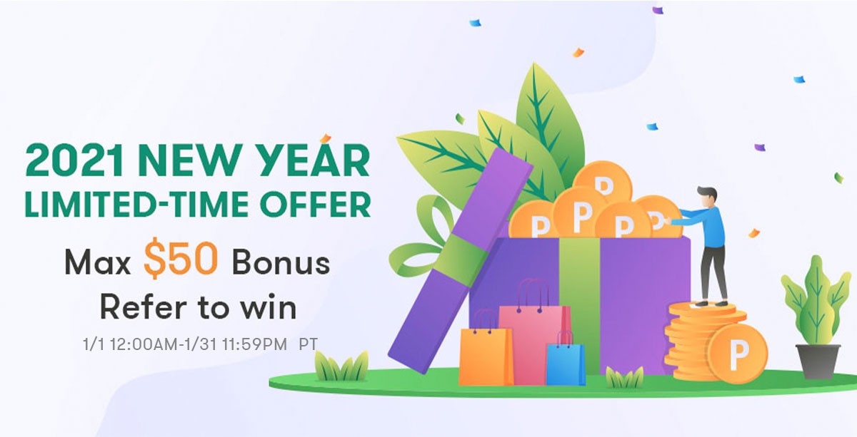 2021New Year LIMITED-Time Offer