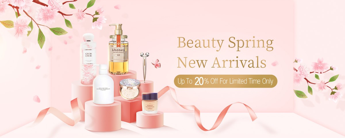 Beauty Spring New Arrivals