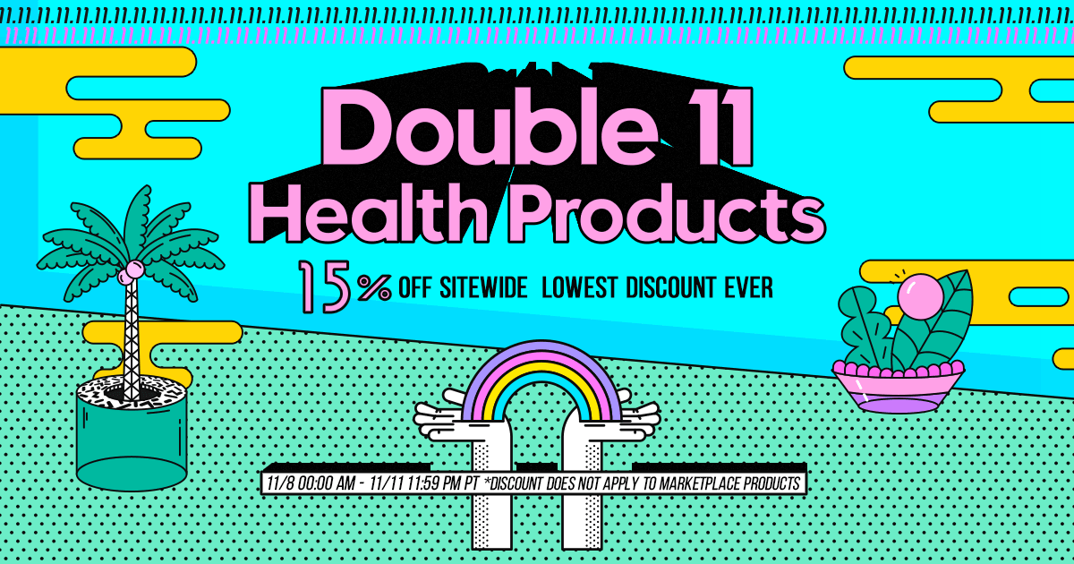 double 11 health products