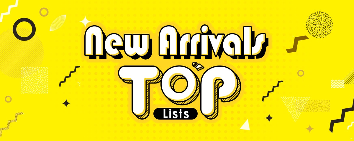 Fresh New Arrivals  Top Lists 325