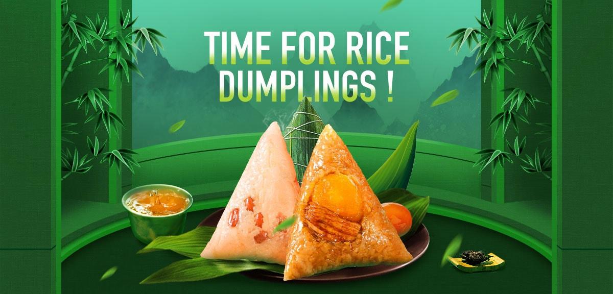 Time for Rice Dumplings!