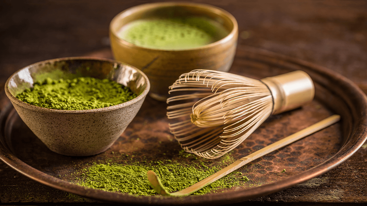 Everything Matcha & Green Tea