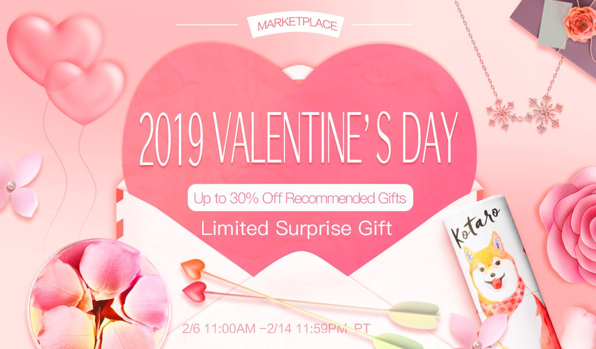 Marketplace 2019 Valentine's Day