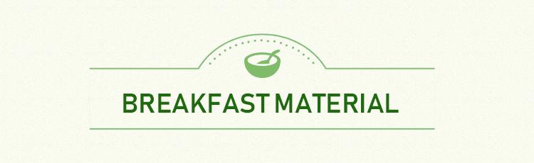 Marketplace breakfast