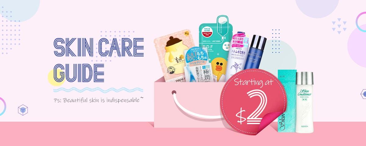 Skin Care Guide
