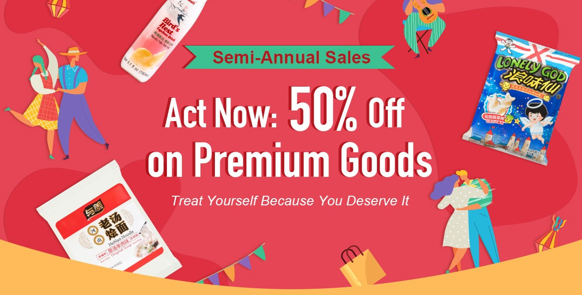 Semi-Annual Sales