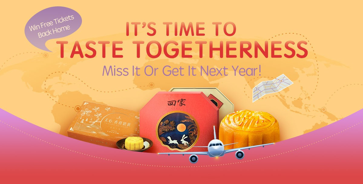 It's time to taste togetherness