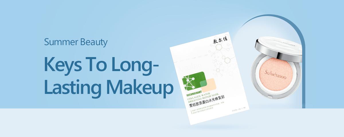 Keys To Long-Lasting Makeup