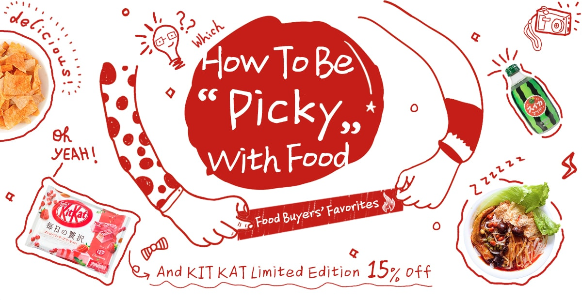 "How To Be ""Picky"" With Food"