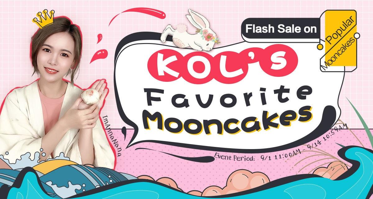 KOL mooncake