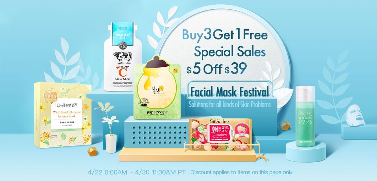 Facial Mask Festival