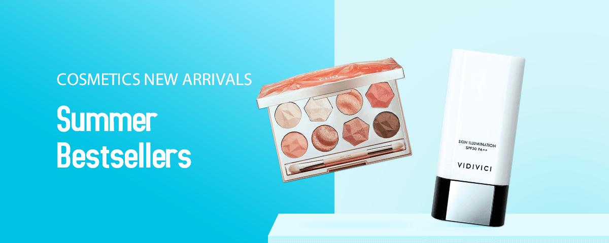 Cosmetics New Arrivals