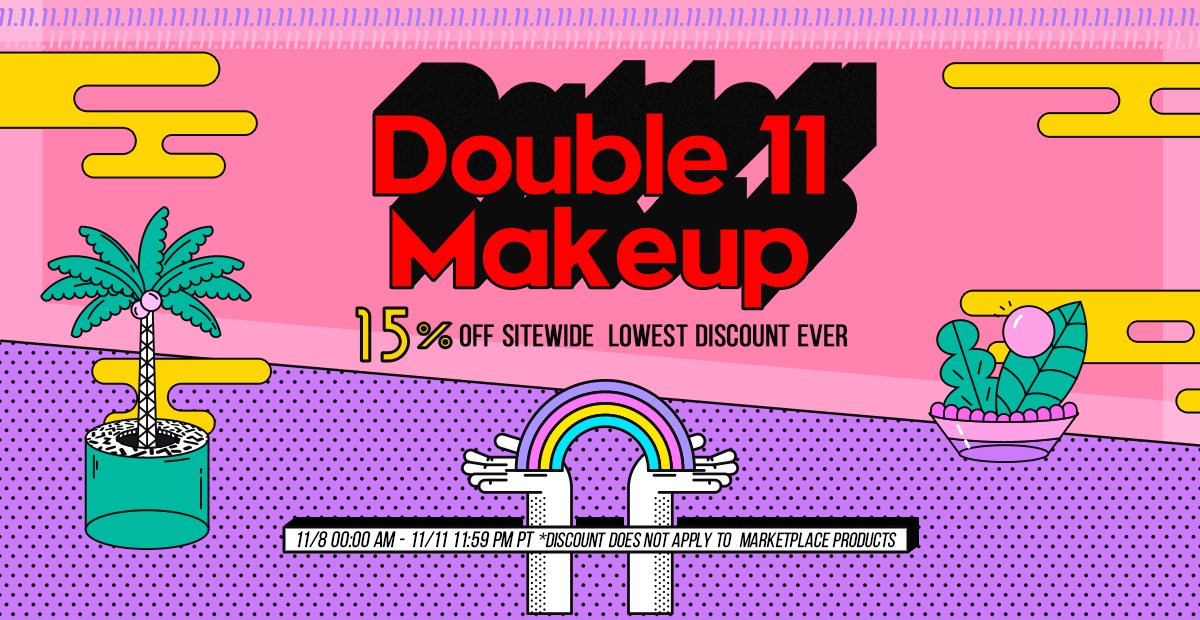 double 11 beauty products