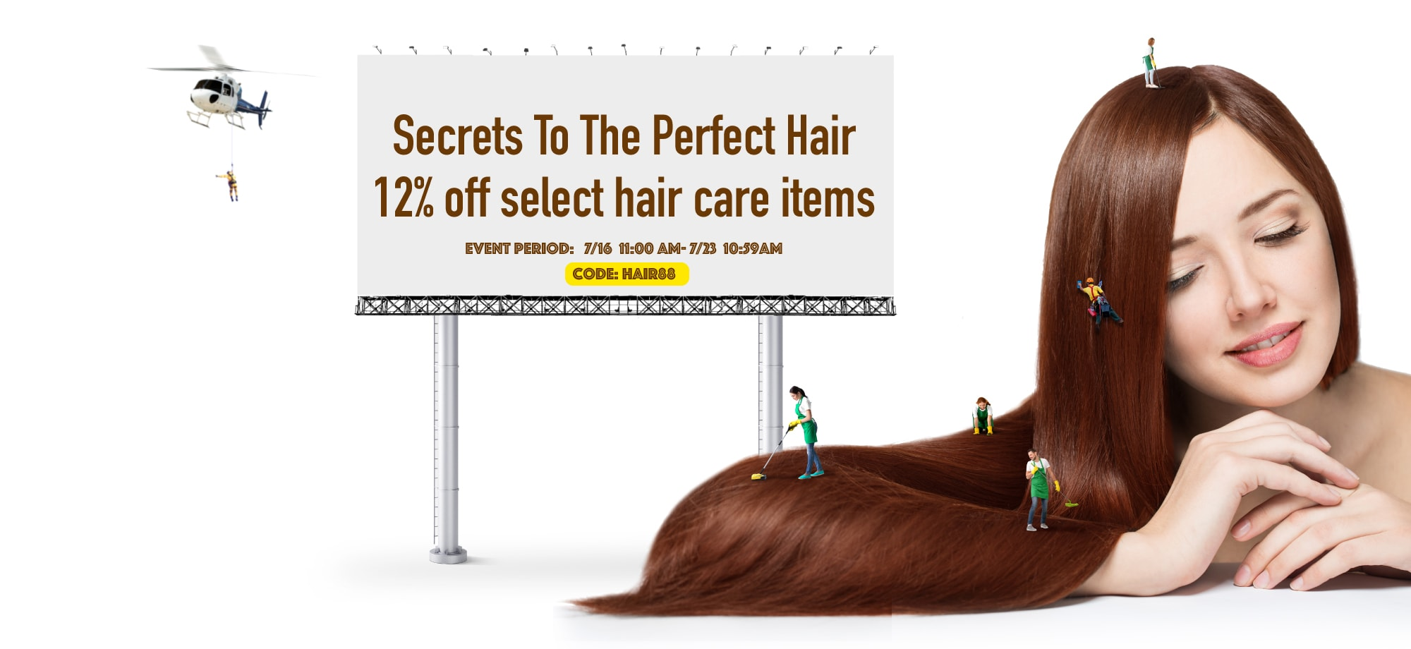 Secrets To The Perfect Hair