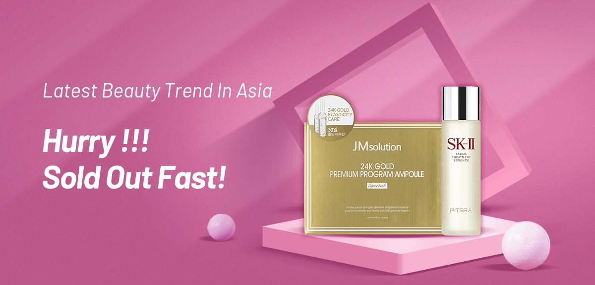 Latest Beauty Trend In Asia