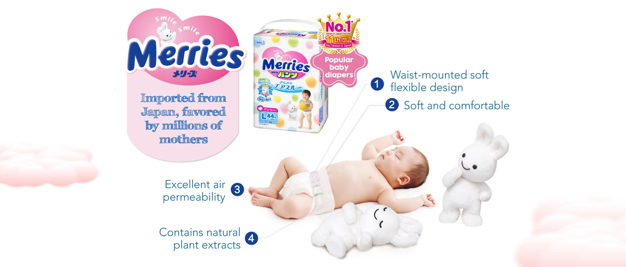 Diapers Discount Event