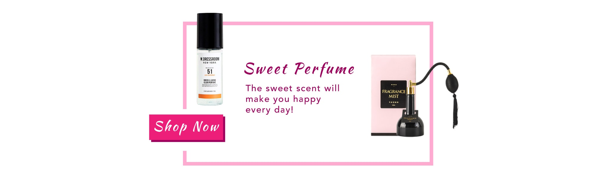 The Perfect Scent-Sation Story