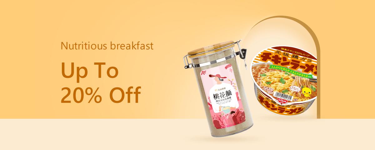 MKPL Nutritious breakfast