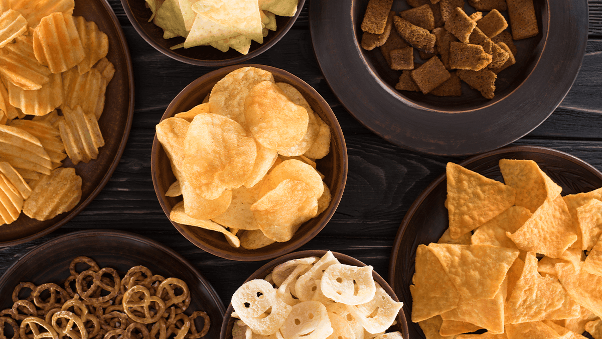 Level up your snacking game 